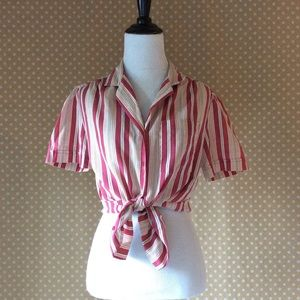 True vintage 1980s shirt size small authentic